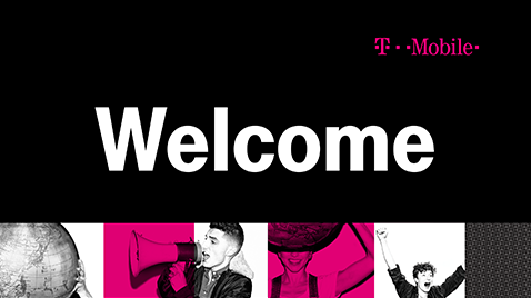 t-mobile welcome